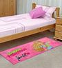 Status Barbie Combo Runner Door Mat Pinks