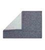 Status Grey Nylon 23 x 15 Inch Solid Door Mat