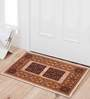 Status Cream Nylon 23 x 15 Inch Taba Door Mat