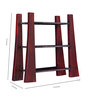 La Stella Provincial Teak Wooden London 3 Tier Wall Shelf