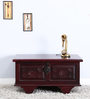 Sthagika Handcrafted Trunk in Passion Mahogany Finish by Mudramark