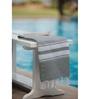 Stoa Paris Classic Gray Cotton Bath Towel