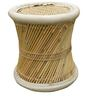 Stool with Beige Lining by Shinexus
