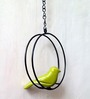 Studio Earthbox Green Bird Round Arch Accessory