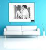 Studio Moda Canvas 18 x 12 Inch Passionate Kiss Art Print