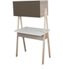 Study Unit in Sycamore Natural Finish by DesignBar