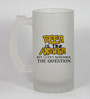 Stybuzz 500 ML But I Cant Remember Frosted Beer Mug