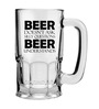 Stybuzz 600 ML DonT Ask Silly Question Beer Mug
