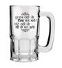 Stybuzz 600 ML Dulhan Wahi Jo Piya Man Bahye Beer Mug