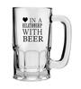Stybuzz 600 ML Relationship With Beer Mug