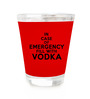 Stybuzz Case Of Emergency Fill With Vodka 60 ML Shot Glass