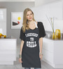 Stybuzz Licensed to Grill Brown Cotton Kitchen Aprons