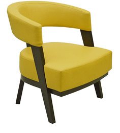 Sudan Occassional Chair in Olive Colour by @home