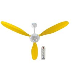 Superfan Super X1 1200 mm Ceiling Fan Yellow