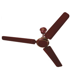 Surya Baltic Air Brown Ceiling Fan - 1200 mm