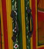 Shreenathji Painted Almirah (Wardrobe) by Mudramark