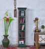 Praphulla Wood Painted Display Rack by Mudramark