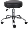 Sun Stool in Black Colour by The Furniture Store