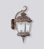 Superscape Outdoor Lighting Exterior Wall Light Traditional WL1143