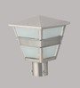 Superscape Outdoor Lighting GL4718-M Gate Pillar Post