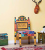 Raaga - Patchwork Yellow Chair by Mudramark