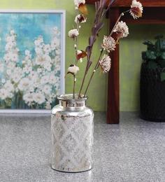 SWHF Mercury Glass Vase