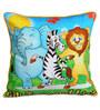 Swayam Digital Print Kids Cushion Cover 12