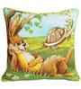 Swayam Digital Print Kids Cushion Cover 16