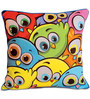 Swayam Digital Print Kids Cushion Cover 16