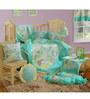 Swayam Baby Boy 7-Piece Crib Bedding Set