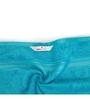 Swiss Republic Blue Cotton 28 x 59 Bath Towel - Set of 2