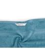 Swiss Republic Grey Cotton 28 x 59 Bath Towel - Set of 2