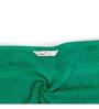 Swiss Republic Purple & Green Cotton 28 x 59 Bath Towel - Set of 2
