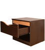 Swirl Night Stand in Dual Finish by HomeTown