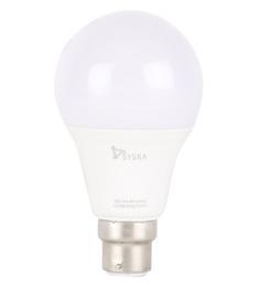 Syska White 9W LED Bulb