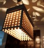 Sylvn Studio Lattice Big Corrugated Board Pendant