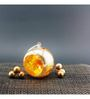 Take Me Home Gold Antique - Hanging Glass Ball - Small