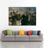 Tallenge Canvas 64 x 1 x 43 Inch Albertine by Christian Krohg Framed Large Digital Art Print