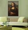 Tallenge Gallery Wrap Canvas 12 x 18 Inch Old Masters Collection Mona Lisa by Leonardo Da Vincis Framed Digital Art Prints