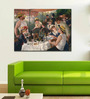 Tallenge Rolled Canvas 36 x 48 Inch Old Masters Collection Luncheon of The Boating Party by Pierre-Auguste Renoir Unframed Digital Art Prints