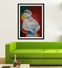 Tallenge Photographic Paper 12 x 1 x 18 Inch Modern Masters Collection The Dream by Pablo Picasso Framed Digital Art Print