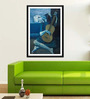 Tallenge Photographic Paper 12 x 1 x 18 Inch Modern Masters Collection The Old Guitarist by Pablo Picasso Framed Digital Art Print
