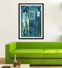 Tallenge Photographic Paper 18 x 1 x 24 Inch Modern Masters Collection La Vie by Pablo Picasso Framed Digital Art Print