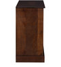 Tampa Sideboard in Rustic Brown Finish by Woodsworth