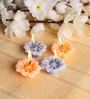 Tanariri Hastakala Multicolour Floating Candle - Set of 4