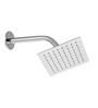 Taptree Stainless Steel 8x8 INCH Overhead Shower Without Arm