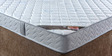 Tension Ease 6 Inch Thick King-Size Pocket Spring Mattress by Englander