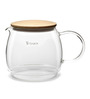 TeaBox Reed Borosilicate Glass 1.20 L Pitcher