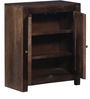 Tacoma Shoe Rack in Provincial Teak Finish by Woodsworth