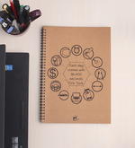 Thinkpot Each Day Comes with 86400 Sec Sketchbook ThinkpotThinkpot available at PepperFry for Rs.231